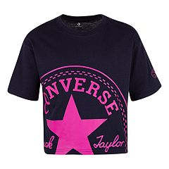 31e5798da35c Girls 7-16 Converse Chuck Taylor Patch Tee