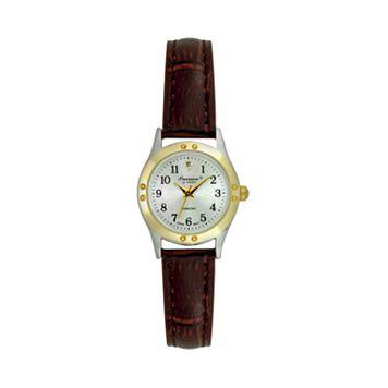 Precision by Gruen Women's Diamond Watch