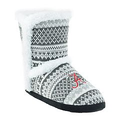 Women's Alabama Crimson Tide Snowflake Bootie