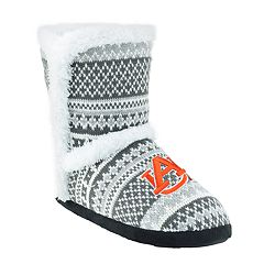 Women's Auburn Tigers Snowflake Bootie