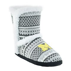 Women's Michigan Wolverines Snowflake Bootie