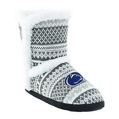 Women's Penn State Nittany Lions Snowflake Bootie