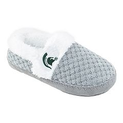 Women's Michigan State Spartans Alpine Slippers