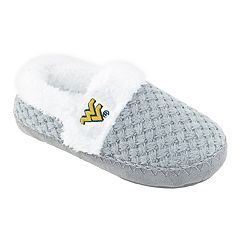 Women's West Virginia Mountaineers Alpine Slippers