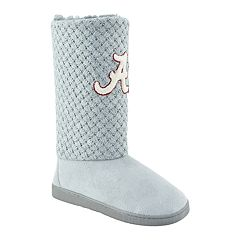 Women's Alabama Crimson Tide High-Top Booties