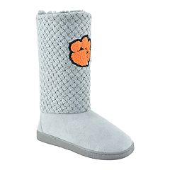 Women's Clemson Tigers High-Top Booties