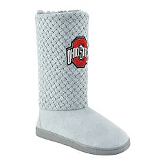 Women's Ohio State Buckeyes High-Top Booties