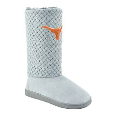 Women's Texas Longhorns High-Top Booties