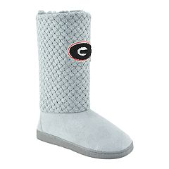 Women's Georgia Bulldogs High-Top Booties