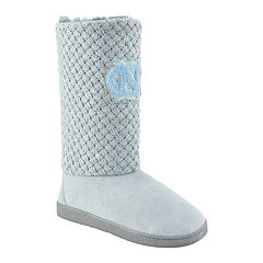 Women's North Carolina Tar Heels High-Top Booties