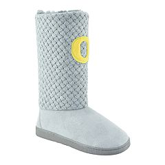 Women's Oregon Ducks High-Top Booties