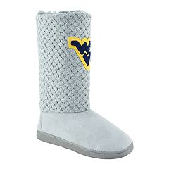 Women's West Virginia Mountaineers High-Top Booties