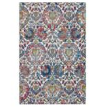 Nourison Global Vintage French Country Rug