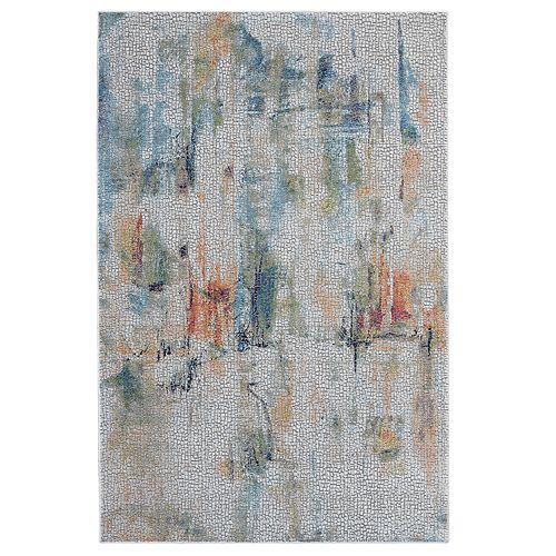 Nourison Global Vintage Abstract I Rug
