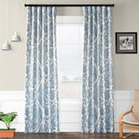 EFF Tea Time Blackout Window Curtain