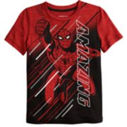 """Boys 4-12 Jumping Beans® Marvel Spider-Man """"Amazing"""" Active Tee"""