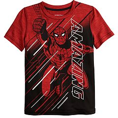 Boys 4-12 Jumping Beans® Marvel Spider-Man  Amazing  Active Tee 26771c04e