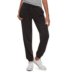 c40a05645c205 Juniors  SO® Drawstring Jogger Sweatpants