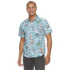 Men's Marvel Retro Paradise Shirt