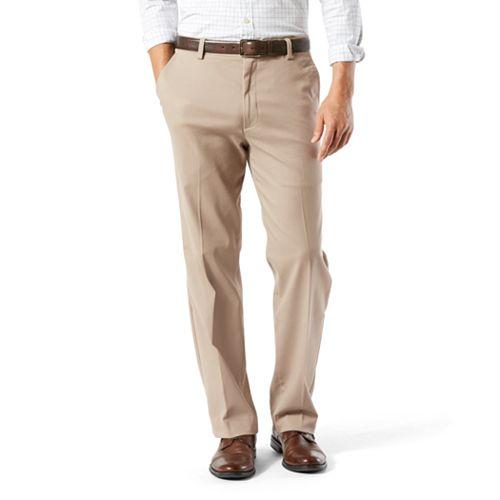 Big & Tall Dockers® Stretch Easy Khaki D3 Classic-Fit Flat-Front Pants