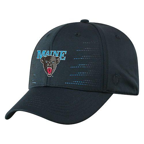 Adult Top of the World Maine Black Bears Dazed Performance Cap
