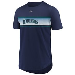Men's Under Armour Seattle Mariners Seam To Seam Tee