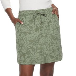 Petite Croft & Barrow® Extra Soft Skort