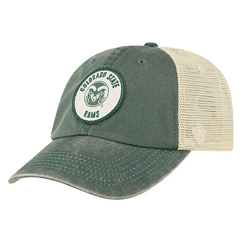 Men's Top of the World Colorado State Rams Keepsake Enzyme Washed Cap