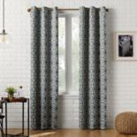 Sun Zero Barnett Window Curtain
