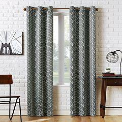 Sun Zero Kenwood Window Curtain