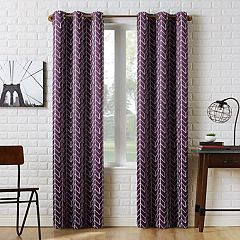 Sun Zero Kenwood Window Curtain