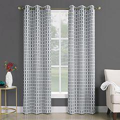 Sun Zero Murphy Window Curtain