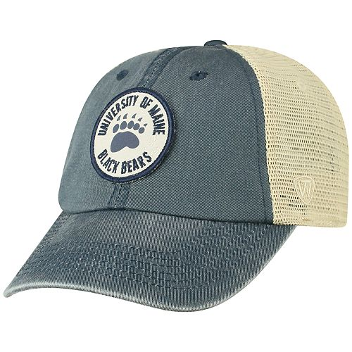 Men's Top of the World Maine Black Bears Keepsake Enzyme Washed Cap