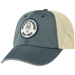 Men's Top of the World Nevada Wolf Pack Keepsake Enzyme Washed Cap