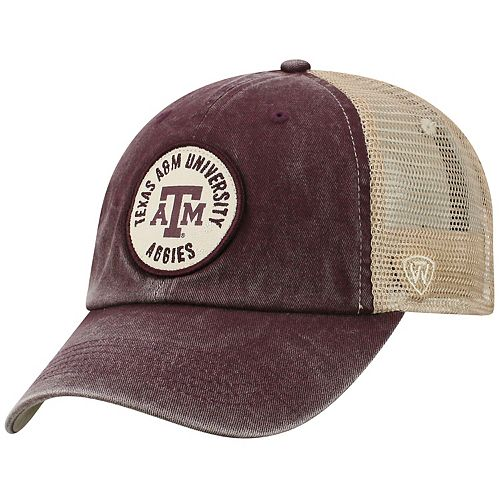 Men's Top of the World Texas A&M Aggies Keepsake Enzyme Washed Cap