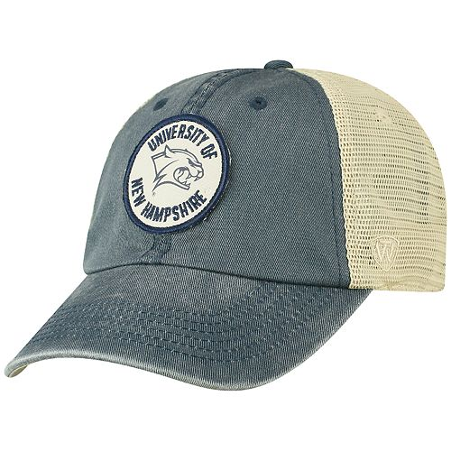 Men's Top of the World New Hampshire Wildcats Keepsake Enzyme Washed Cap