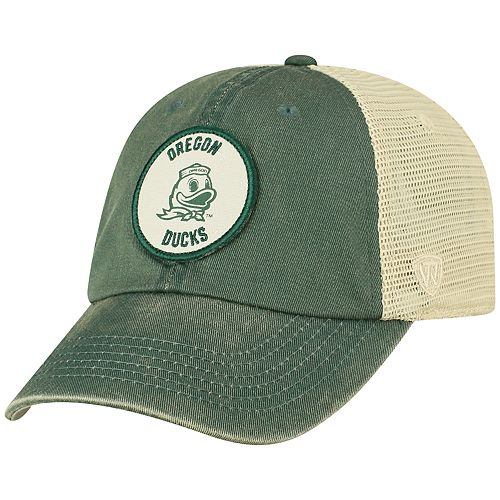 Men's Top of the World Oregon Ducks Keepsake Enzyme Washed Cap
