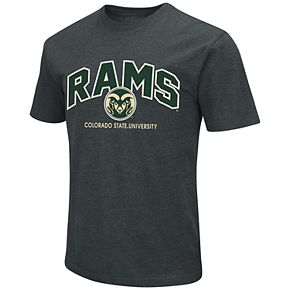 Men's Colorado State Rams Graphic Tee