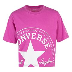 Girls 7-16 Converse Chuck Taylor Boxy Graphic Tee