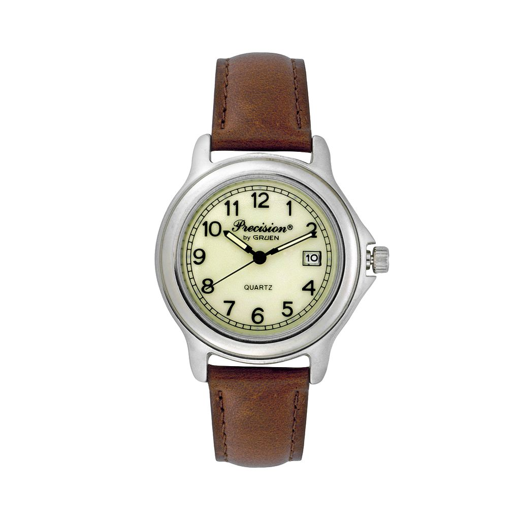 Precision by Gruen Men's Watch