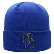 Adult Top of the World Delaware Blue Hens Tow Knit Beanie