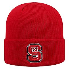 Adult Top of the World North Carolina State Wolfpack Tow Knit Beanie