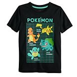Boys 4-12 Jumping Beans® Pokemon Active Tee