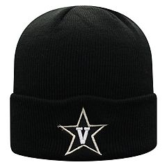 Adult Top of the World Vanderbilt Commodores Tow Knit Beanie