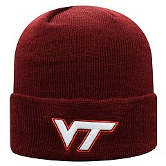 Adult Top of the World Virginia Tech Hokies Tow Knit Beanie