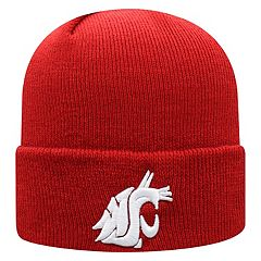 Adult Top of the World Washington State Cougars Tow Knit Beanie