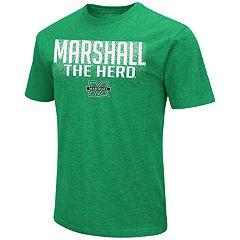 Men's Marshall Thundering Herd Wordmark Tee