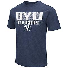 Men's BYU Cougars Wordmark Tee