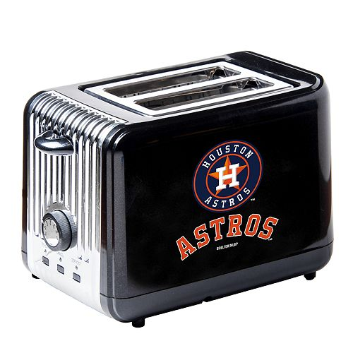 Houston Astros Two-Slice Toaster
