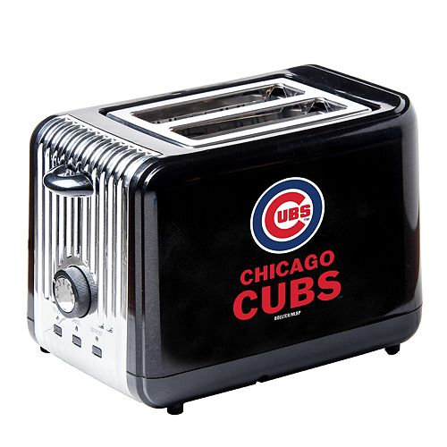Chicago Cubs Two-Slice Toaster